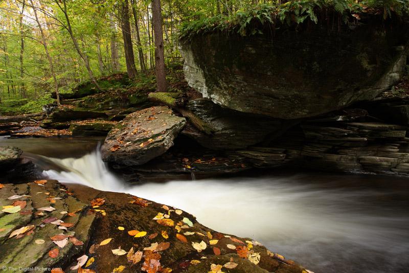 Unnamed Falls, Ricketts Glen State Park