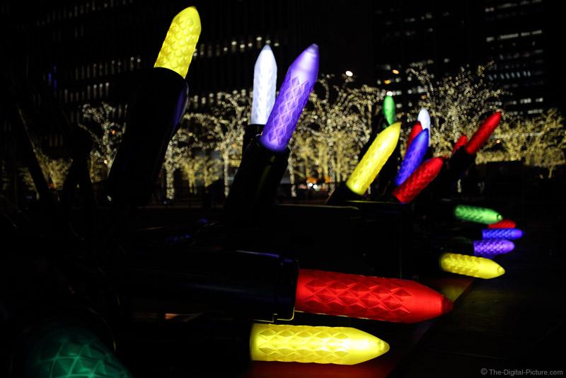 Giant Christmas Lights