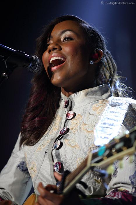 Jamie Grace in Concert