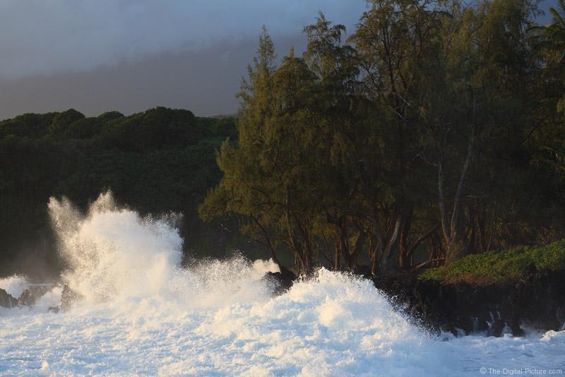 Kaenae Peninsula, Maui
