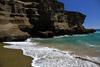 Papakolea Green Sand Beach, Big Island, HI