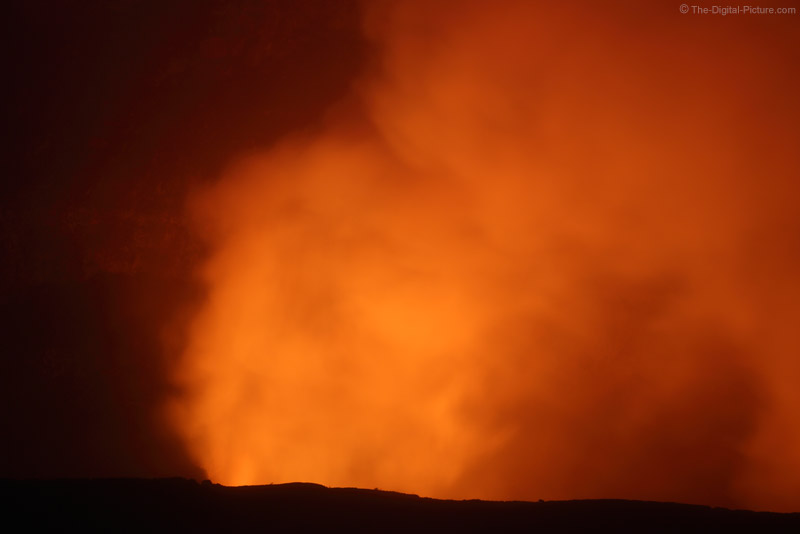 Kilauea Volcano, Hawaii Volcanoes National Park