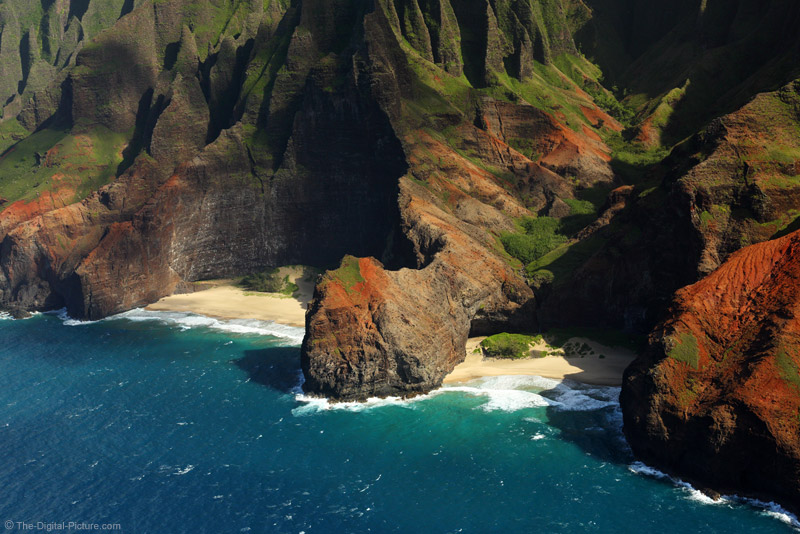 Na Pali Coast Beach