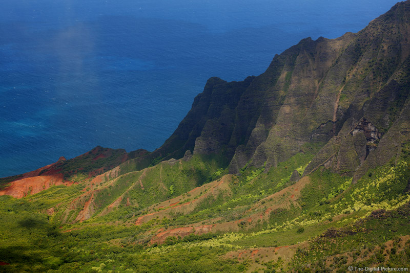 Kalalau Lookout, Kauai