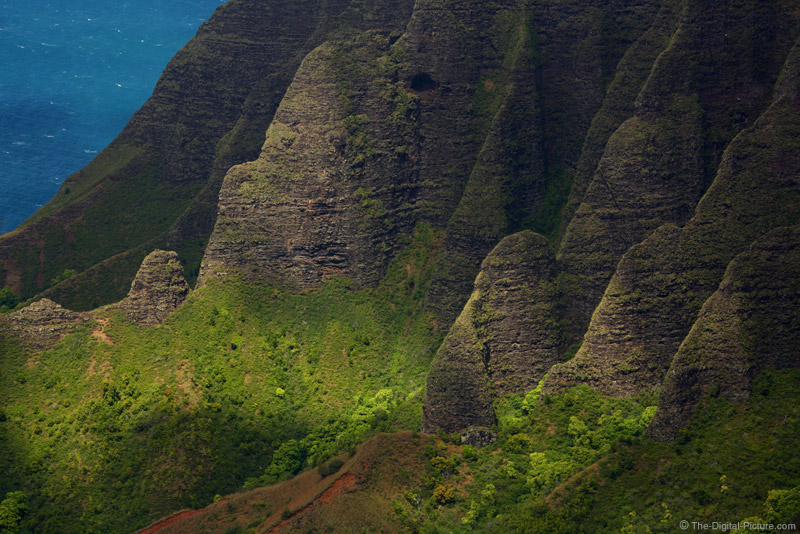 Na Pali Coast Sea Cliffs
