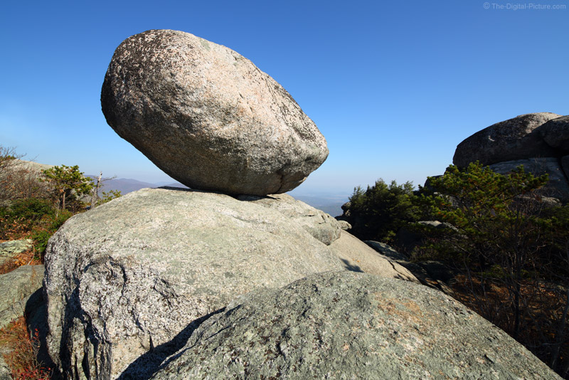 Balanced Rock, Old Rag Mountain