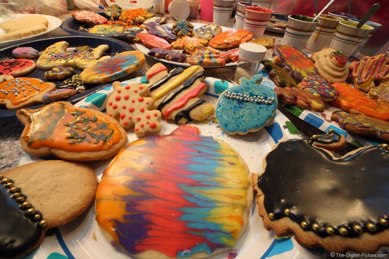 Kitchen Destruction or Cookie Production