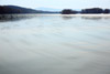 Motion Blurred Ice on the Susquehanna River