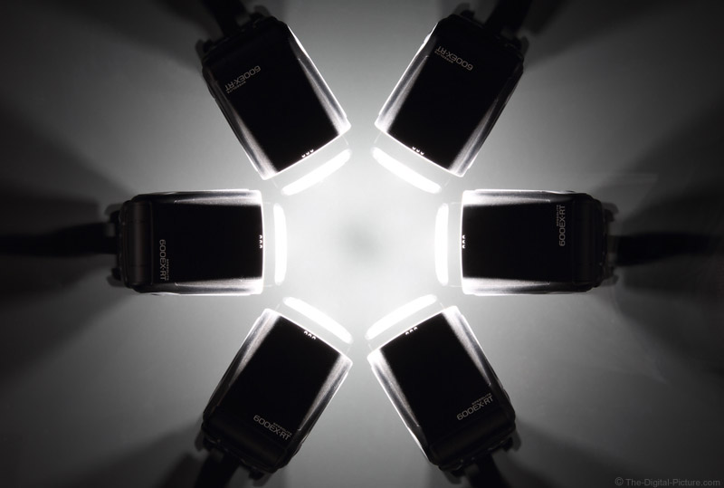 Canon Speedlite Selfie