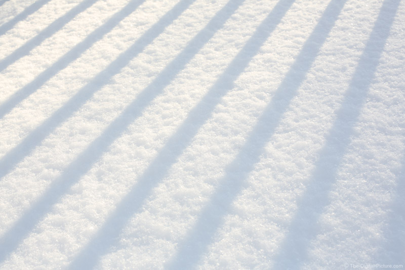 Winter Photography Tips: Go Shadow Hunting