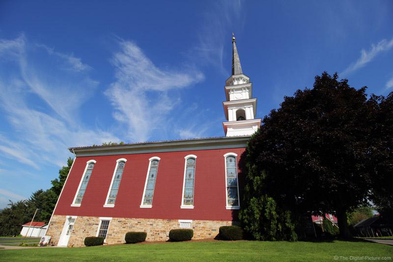 Attractive Church