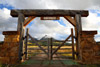 Gate to the Last Dollar Ranch, Telluride