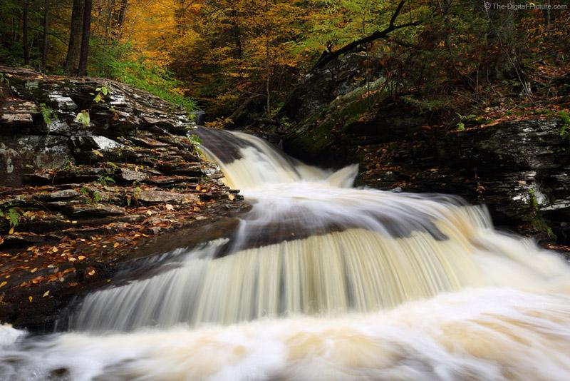 Ricketts Glen Falls