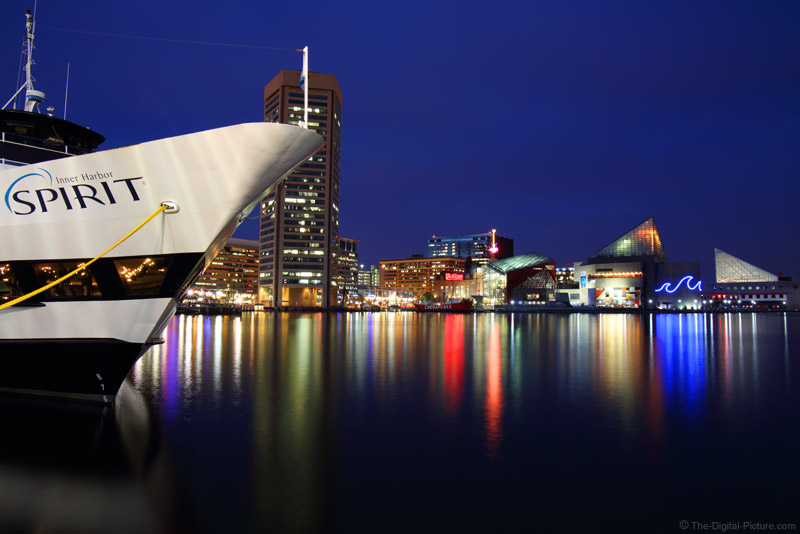 Capturing the Spirit of Baltimore's Inner Harbor