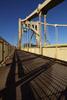 Shadows and Andy Warhol Bridge