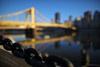 Chain, Andy Warhol Bridge and Pittsburgh
