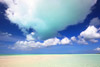 Turquoise Clouds, Wild Cow Run, Middle Caicos, Turks and Caicos