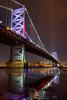 Ben Franklin Bridge, Philadelphia, PA