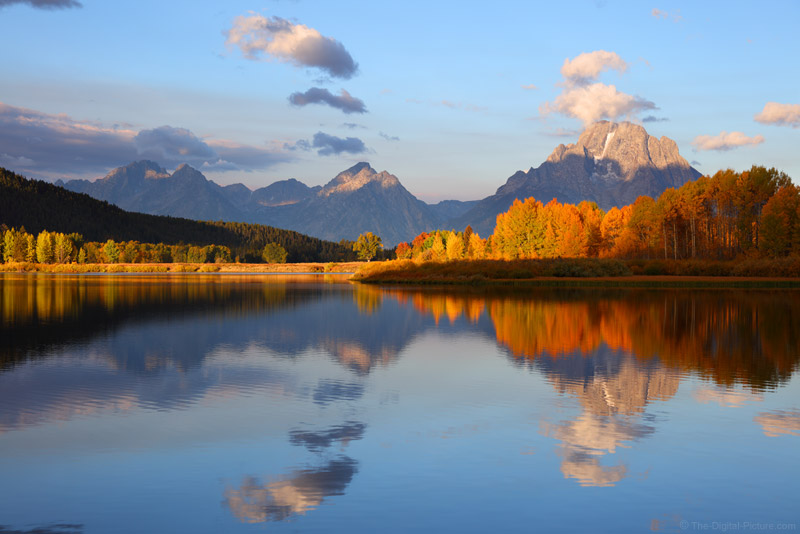 Photographers' Reasons to Go Back, Oxbow Bend, GTNP