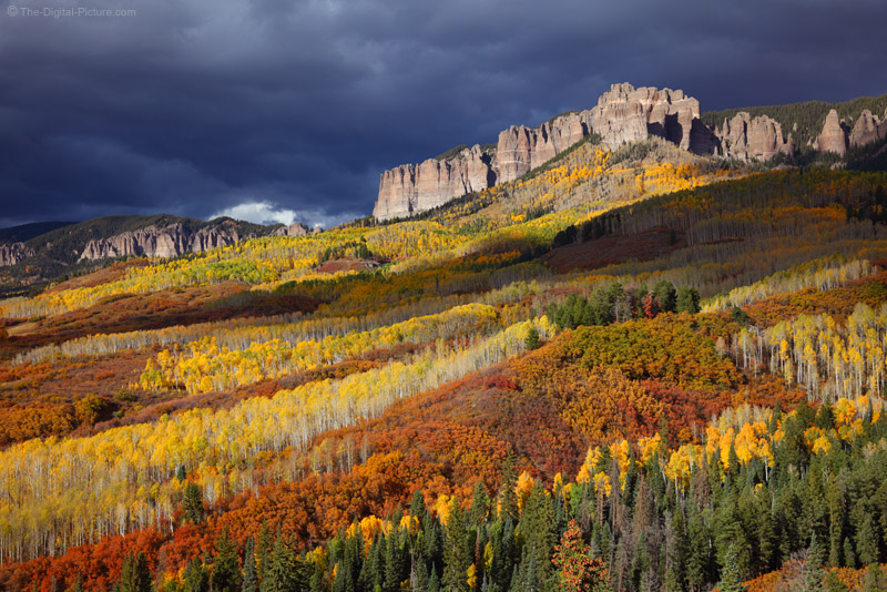 The Right Light in Owl Creek Pass