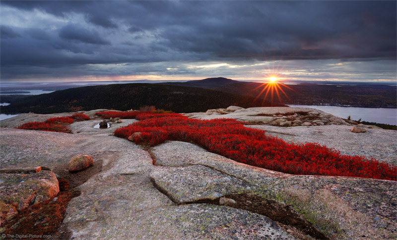 Tamron 17-28mm f/2.8 Di III RXD Lens has an Acadia National Park Mountaintop Experience