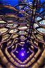 Vertical in the Vessel, Hudson Yards, New York City