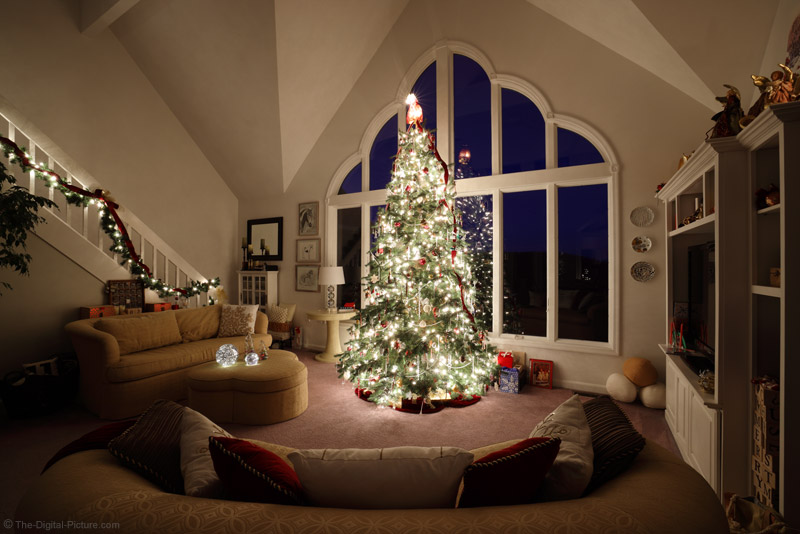 Merry Christmas 2019! Sharing Some Christmas Tree Photography Tips
