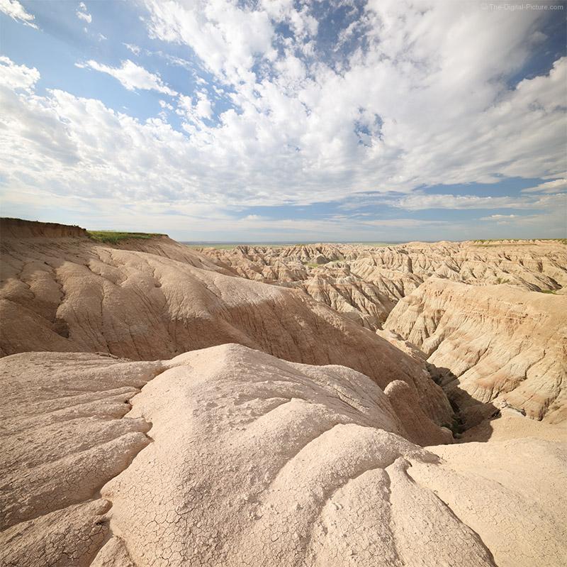 Water Carved, Badlands National Park