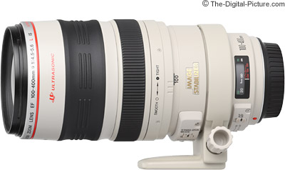 Canon EF 100-400mm f/4.5-5.6L IS USM Lens