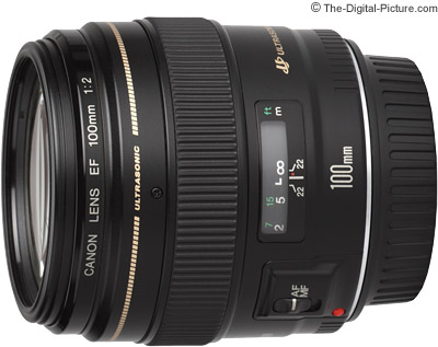 Canon EF 100mm f/2 USM Lens Tested on the EOS 5Ds R