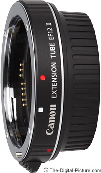 Canon EF 12mm Extension Tube II