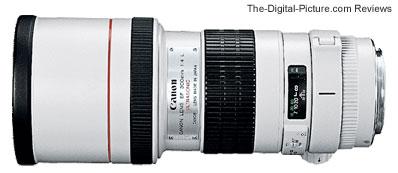 Canon EF 300mm f/4L USM Lens