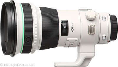 Canon EF 400mm f/4.0 DO IS II USM Lens