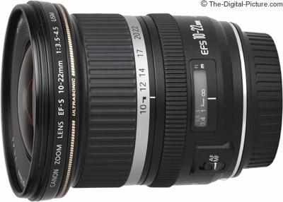 Canon EF-S 10-22mm f/3.5-4.5 USM Lens ... - Canon Landscape Lens