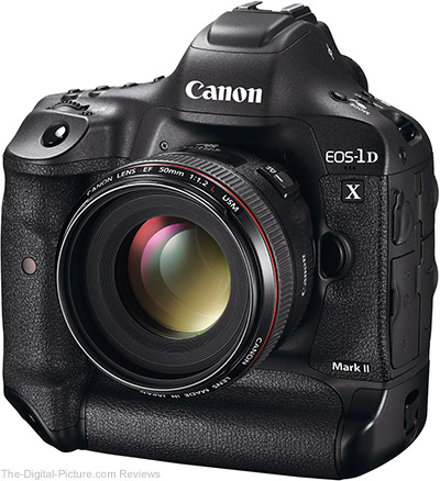 Canon EOS-1D X Mark II Owner's Manual Now Available
