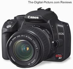 Canon EOS Rebel XT / 350D