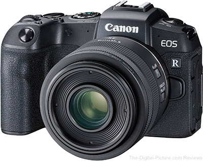 Canon EOS RP Firmware Update Version 1.6.0 Released
