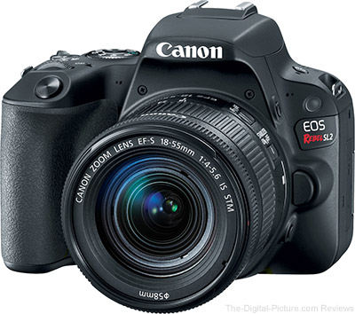 Just Posted: Canon EOS Rebel SL2 / 200D Review