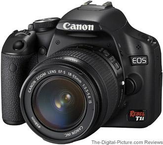 Canon EOS Rebel T1i / 500D