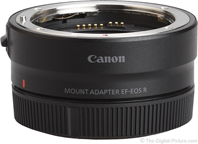 Canon Mount Adapter EF-EOS R In Stock at B&H