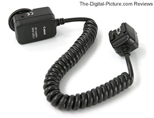 Canon Off Camera Shoe Cord 2