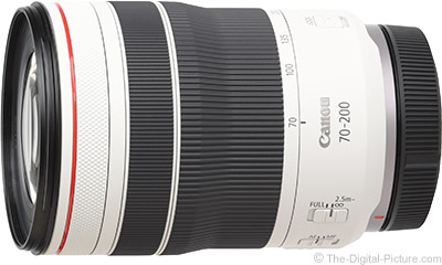 First Looks at Canon RF 70-200mm F4 L IS USM Lens Image Quality