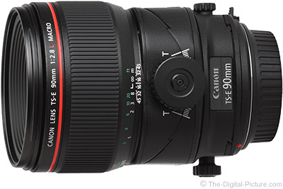 Wow: First Looks at Canon TS-E 90mm f/2.8L Tilt-Shift Macro Lens Image Quality