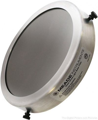 Meade Glass White Light Solar Filter