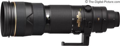Nikon 200-400mm f/4G AF-S VR II Lens