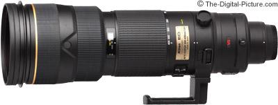 Nikon 200-400mm f/4G AF-S VR Lens
