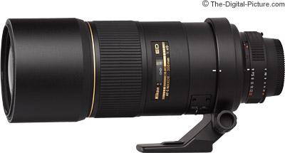 Nikon 300mm f/4D AF-S Lens