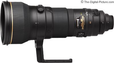 Nikon 400mm f/2.8G AF-S VR Lens
