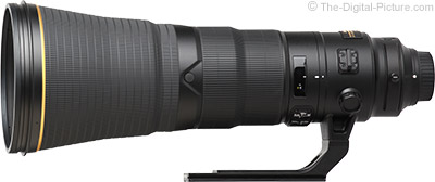 First Looks at Nikon 600mm f/4E AF-S FL ED VR Lens Image Quality and Some Additional Info