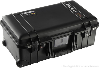 Just Posted: Pelican 1535 AIR Hard Case Review